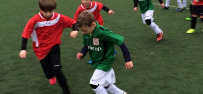 F2: Kleine Kicker(s) ganz stark