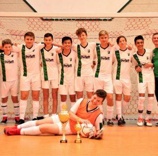 C1: Vize-Stadtmeister / Hebbel Cup erneut gewonnen