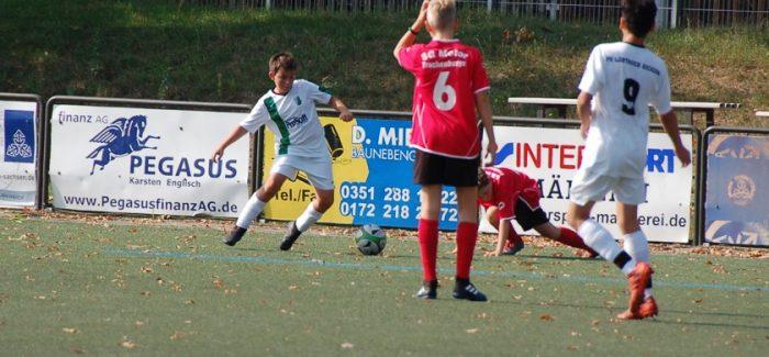 C1-Junioren mit Torfestival gegen Trachenberge