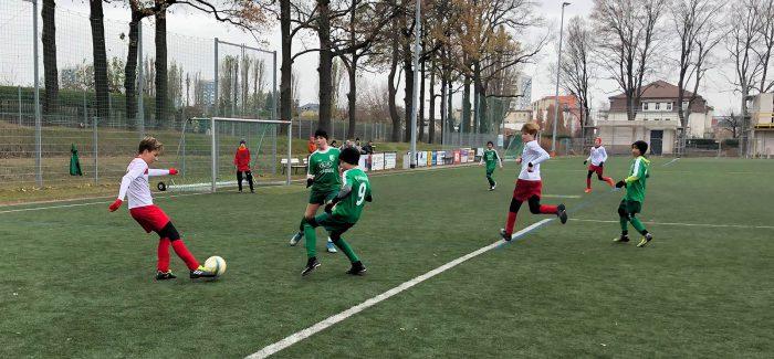 D2: Gerechtes Unentschieden gegen Sportfreunde 01 Dresden-Nord