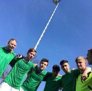 C1 steht nach Sieg über Zschachwitz im Pokalfinale!