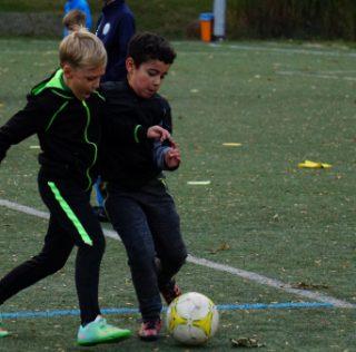 Coerver 1vs1-Liga in Dresden ein voller Erfolg